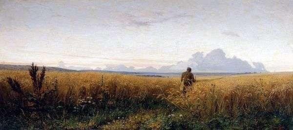 ライ麦   Grigory Myasoedovの道