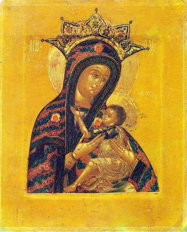 アラビアの聖母(アラペト、または「ああ、全能のお母さん」)