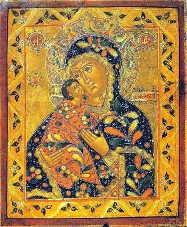 ウラジミールの聖母