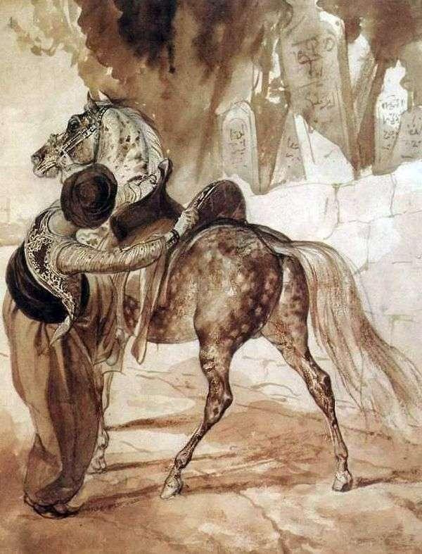 ギリシャ語   馬と一緒   Karl Bryullov