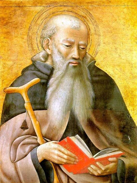 Saint Anthony   マスタートリプティク   オブザーバノ