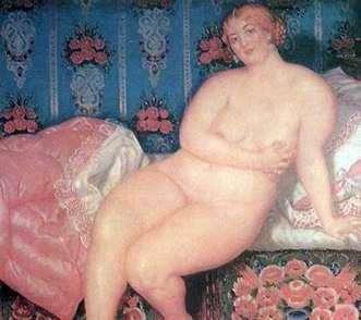 美しさ   Boris Kustodiev
