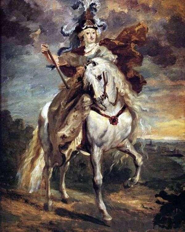 ポン・ド・セウ   セオドアGericaultの戦いでマリー・デ・メディチ