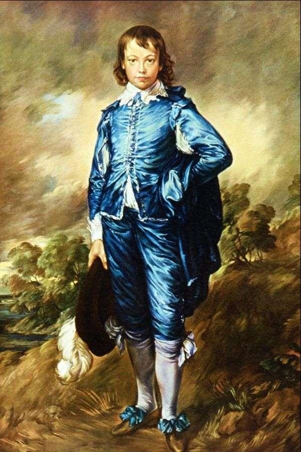 Jonathan Buttola   Thomas Gainsboroughの肖像