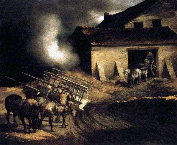 石膏ロースター   TheodoreGéricault