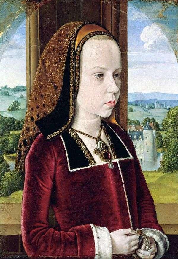 王女の肖像   ムーランからマスター
