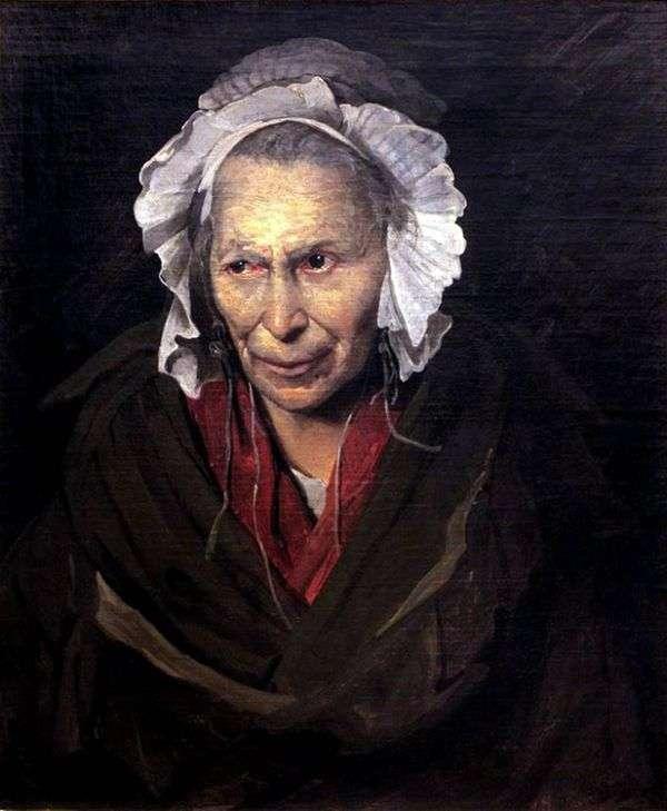 狂人   セオドアGericaultの肖像