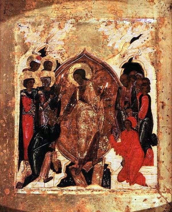 復活   地獄への降下