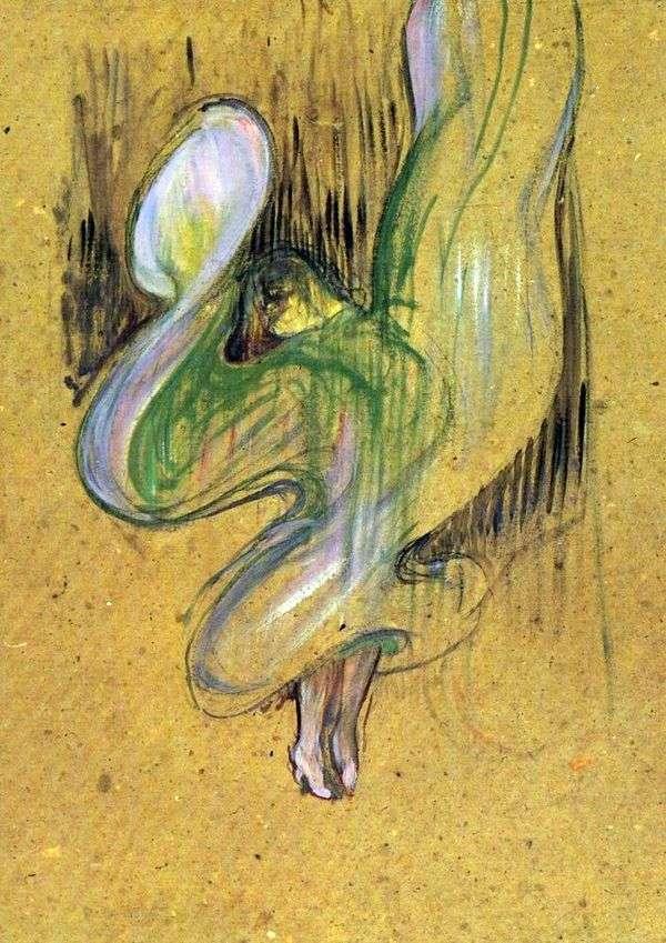 Foley Ber GersのLoye Fullerリソグラフィーに関する研究    Henri de Toulouse Lautrec