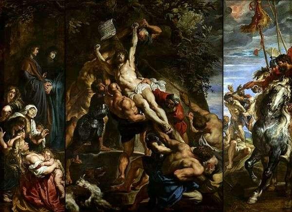十字架の高揚   ピーター・ルーベンス