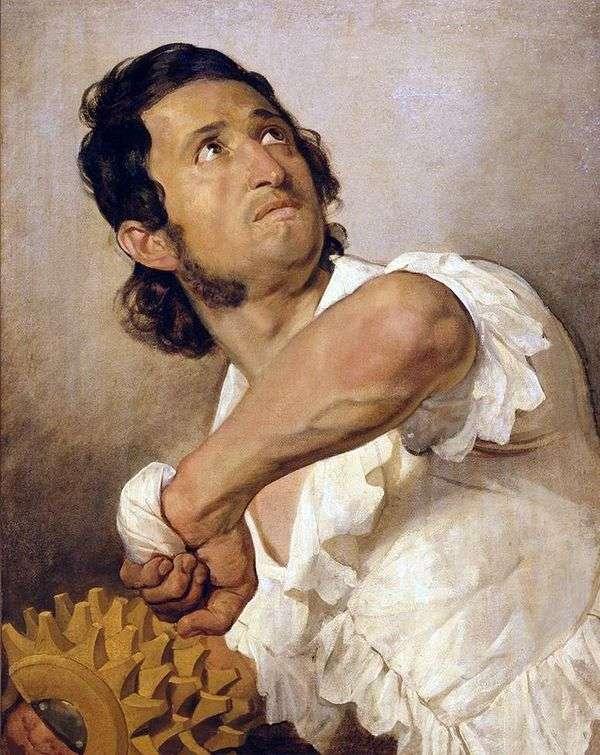 ドメニコ・マリーニ   カール・ブリョロフの肖像