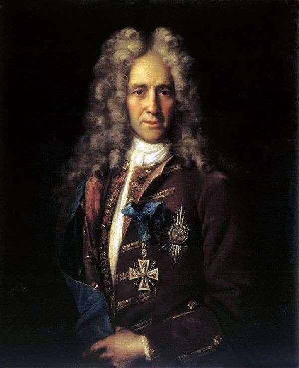 GI Golovkin首相の肖像   Ivan Nikitin