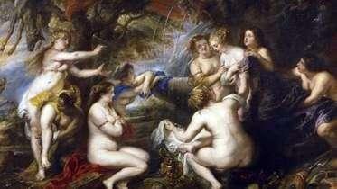ダイアナとカリスト   Peter Rubens