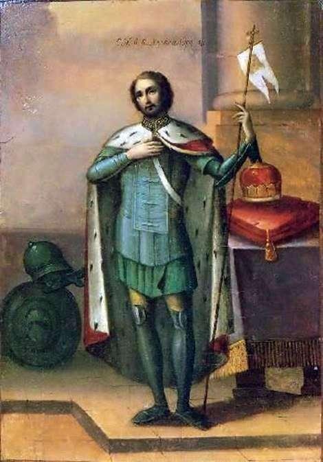聖プリンスアレクサンドル・ネフスキー