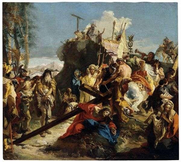 Calvary   Giovanni Battista Tiepoloへの道