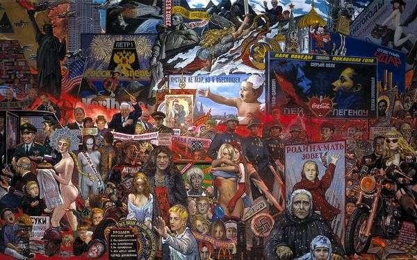 私たちの民主主義の市場   イリヤ・グラズノフ