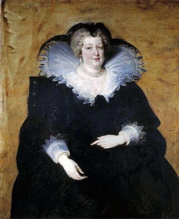 Maria Medici   フランスの女王   Peter Rubens