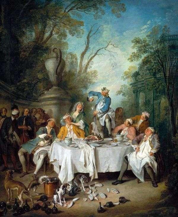 自然の饗宴   Nicola Lancre