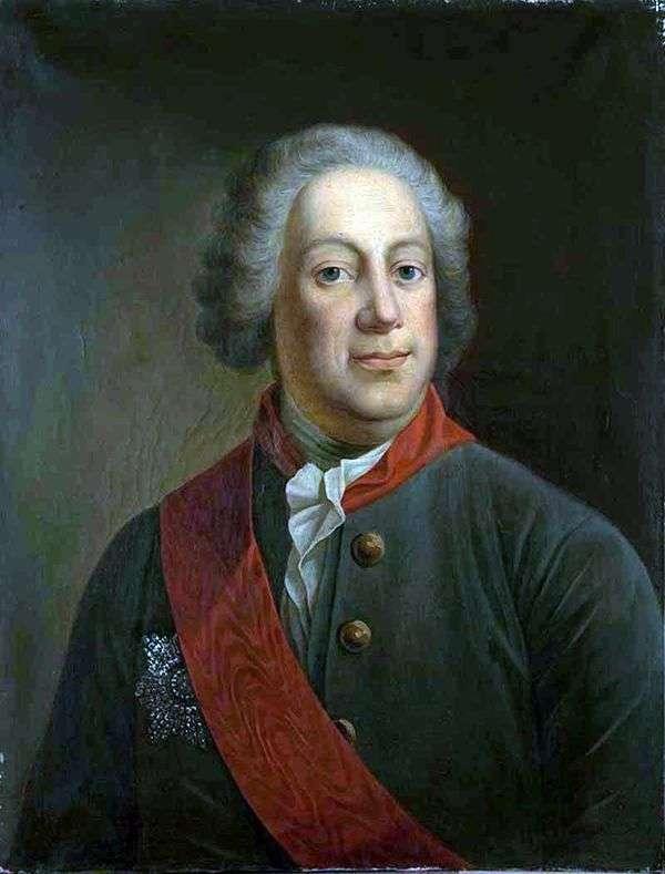 帝国科学アカデミー学長、I。A。Korfの肖像   Ivan Alekseevich Tyurin