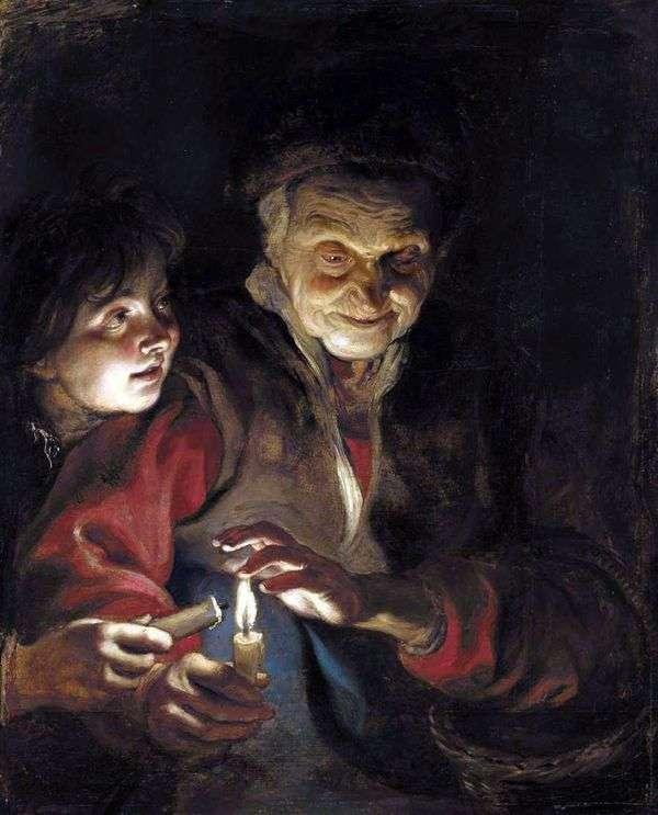 ナイトストーリー   Peter Rubens