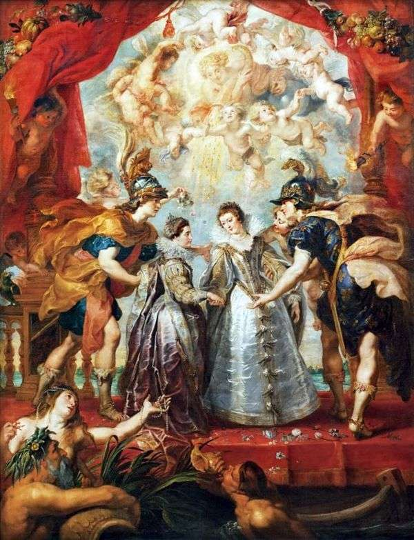 プリンセス交換   Peter Rubens