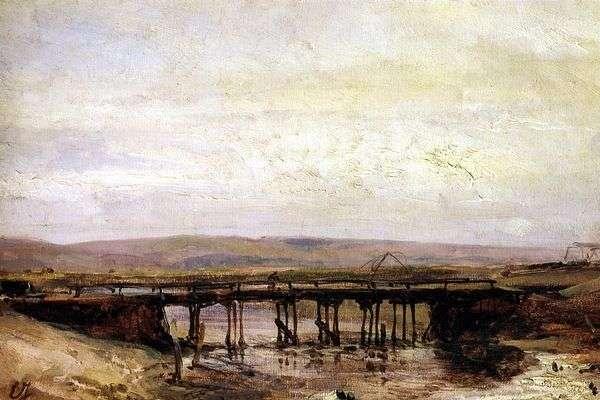 木の橋   ユージーンイサベ