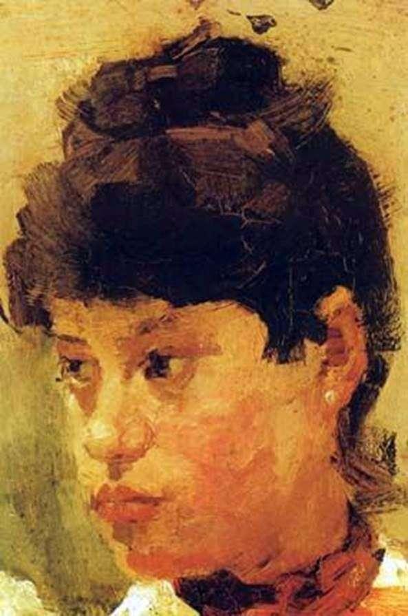 少女   Isak Israel