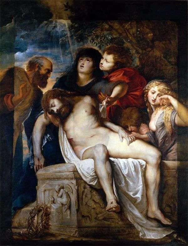 キリストの嘆き   Peter Rubens
