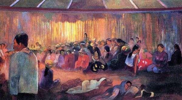 House of Hymns   ポールゴーギャン