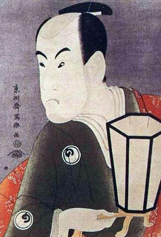 戦士としての坂東彦三郎III鷺坂サナン   Tusyushay Syaraku
