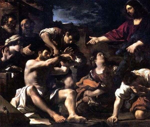 ラザロの復活   Gverchino