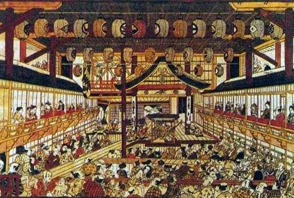 劇場のすべての星をイメージした大規模な「遠近法彫刻」   奥村雅信