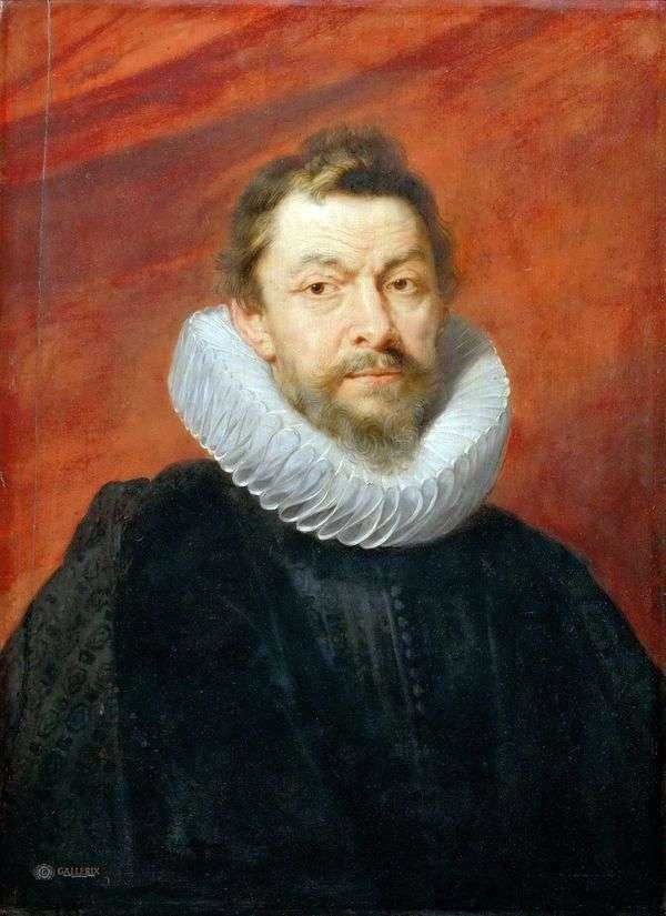 ヘンリー・ド・ビック男爵の肖像   Peter Rubens
