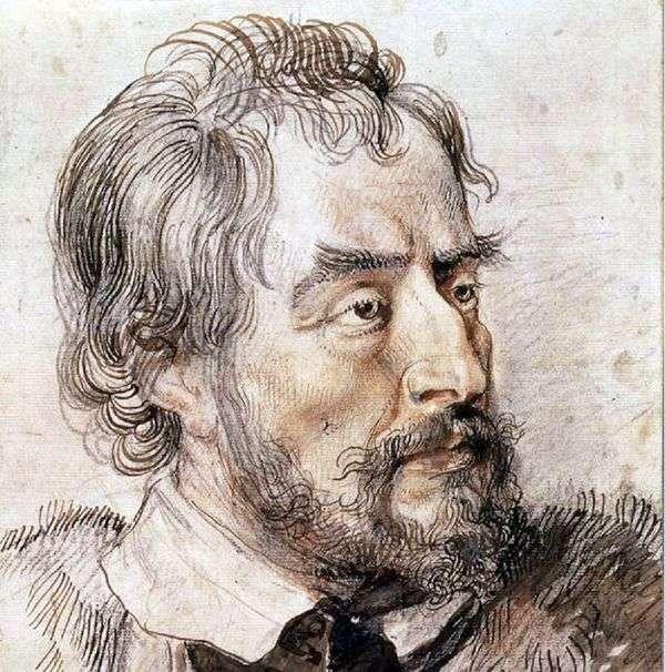 アランダル伯爵の肖像   Peter Rubens
