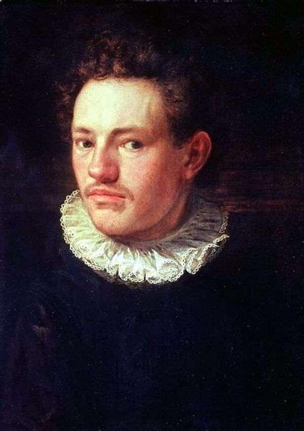 Self Portrait   ハンス・フォン・アーヘン