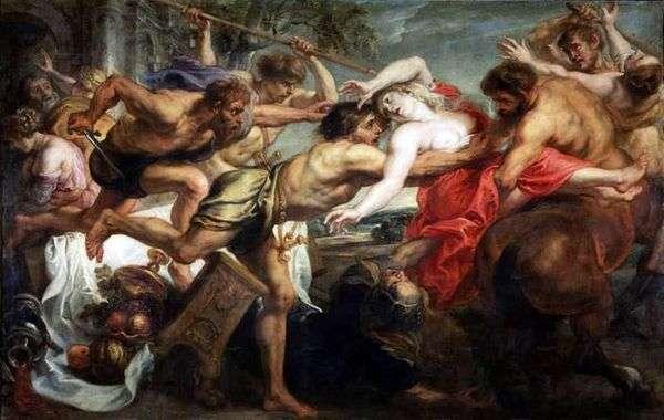 カバの誘拐   Peter Rubens