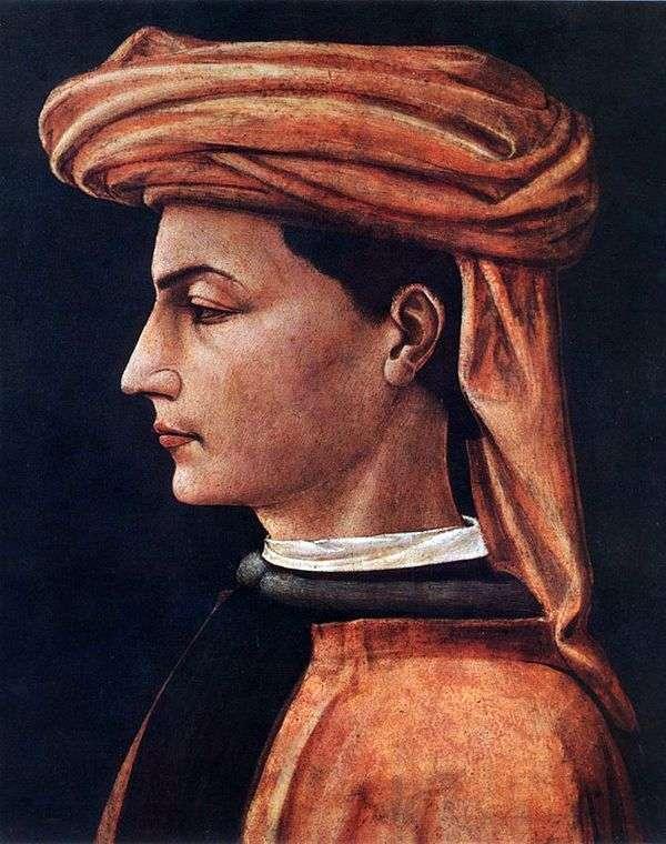 若い男の肖像   Paolo Uccello