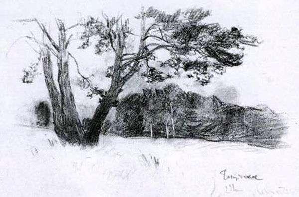 森の端   アイザックレビタン