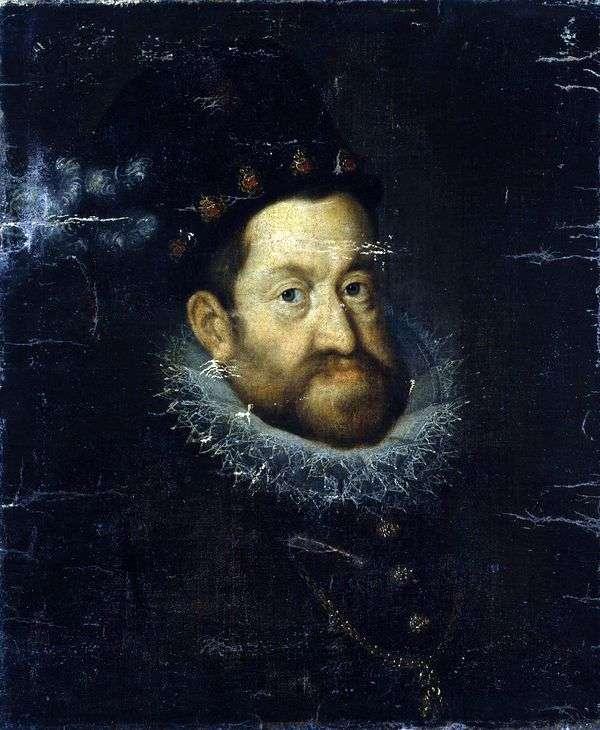 皇帝ルドルフ2世   ハンス・フォン・アーヘン