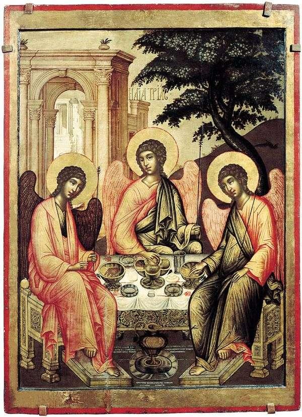 旧約聖書の三位一体   サイモン・ウシャコフ