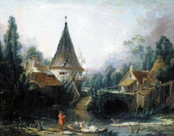 Beauvais   Francois Boucher周辺の風景