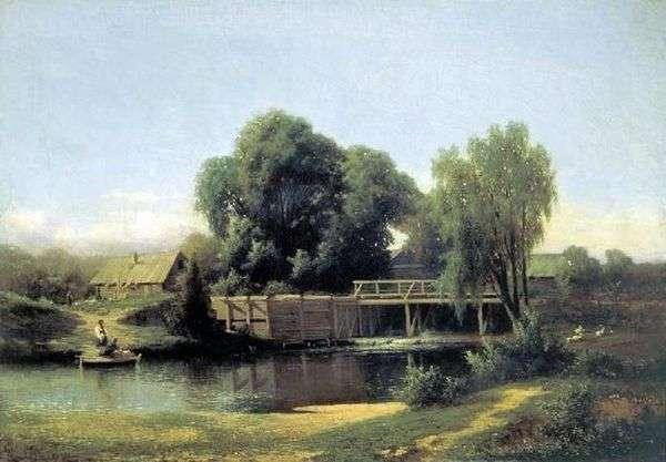 ダムで   Lev Kamenev