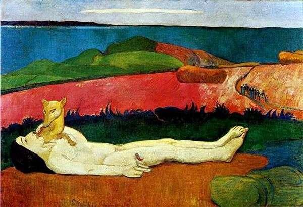 無罪の喪失   Paul Gauguin