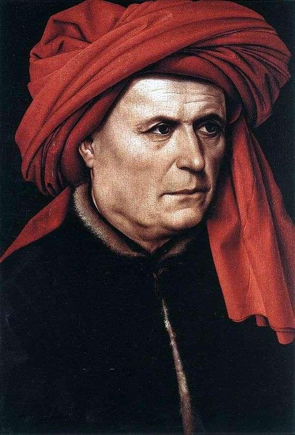男の肖像   ロバート・カンペン