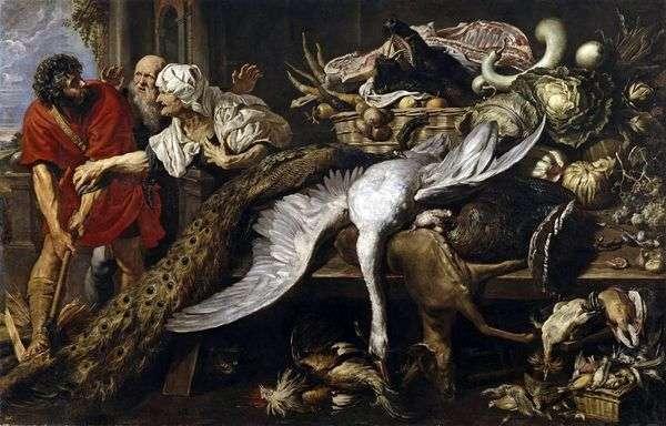 Philopemenと昔の奴隷   Peter Rubens