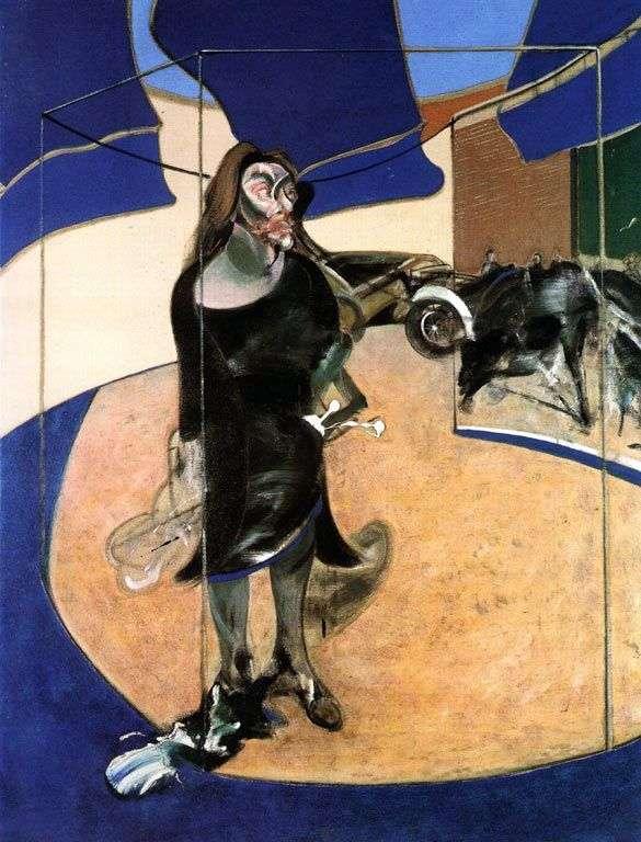 Isabel Raustorn   Francis Baconの肖像