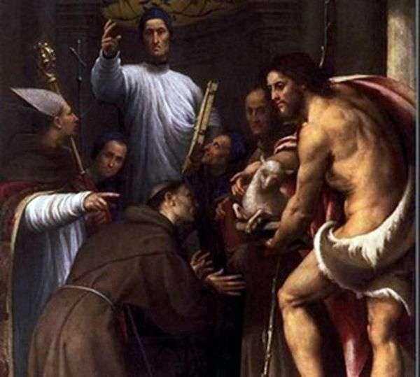 2つの聖人と聖人との祝福されたジュスティニアーニ   Perdenone