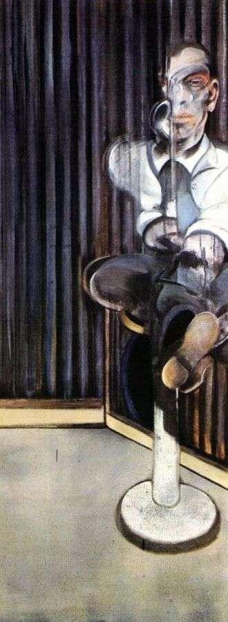 ドワーフの肖像   フランシスベーコン