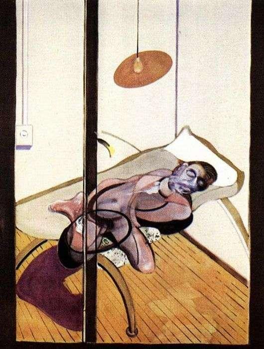 眠っている人   Francis Bacon