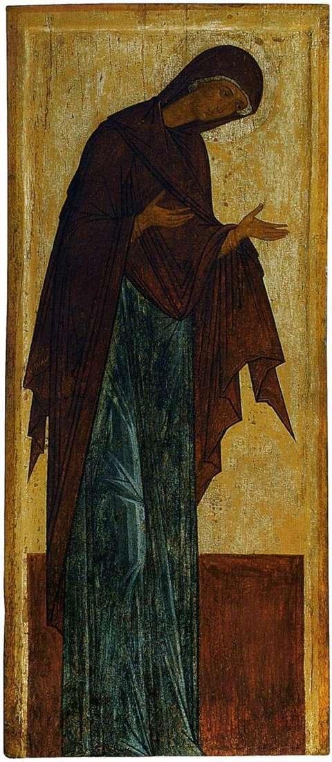 神の母   アンドレイ・ルブルフ